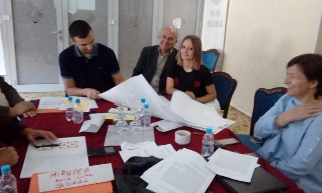 """REGIONALNI SASTANAK """"TASIOP"""" PARTNERSKIH ORGANIZACIJA – Sarajevo, 18-21.06.2017"""