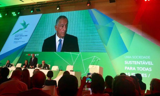 """Članice Mreže """"ZA DOSTOJANSTVENO STARENJE """" na  UNECE – ministarskoj  konferenciji  """"ODRŽIVO DRUŠTVO ZA SVE DOBI""""; ostvarenje potencijala dužeg življenja, Lisabon, Portugal, 20-23.09.2017"""