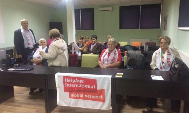 Obilježavanje 1. oktobra,  Međunarodnog Dana Starijih i 10  godina kampanje STAROST ZAHITIJEVA DJELOVANJE (AGE DEMANDS ACTION)