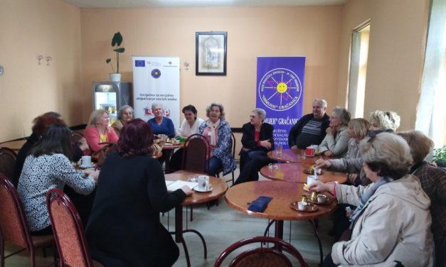 Razgovaramo sa starijima o socijalnoj isključenosti i diskriminaciji