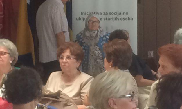 """Tuzla – radionice na temu """"Prava starijih"""""""