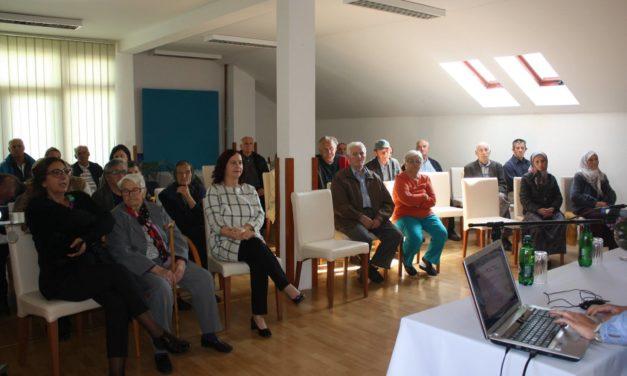 """""""Inicijativa za socijalno uključivanje starijih osoba""""- projekat  Centra """"FENIX"""" iz Sanskog Mosta"""