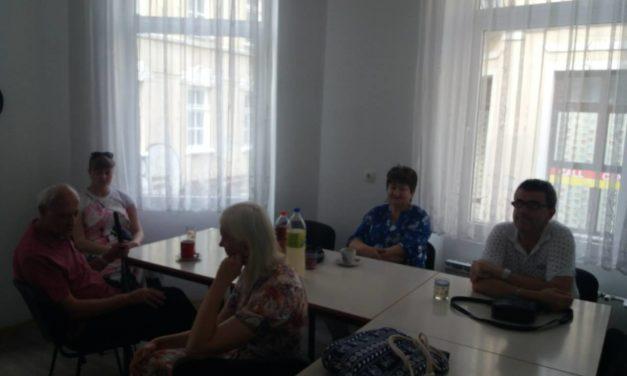 Smanjenje prepreka za socijalno uključivanje slijepih osoba starije životne dobi«